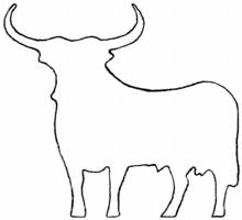 Francis delacour artiste plasticien labyrinthe - Vache dessin facile ...
